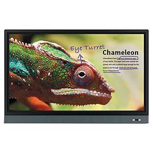 Ecran interactif tactile BenQ RM5501K - LED - 4K Ultra HD - 55