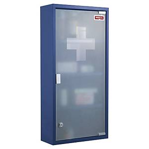 FARMOR 1202VT FIRST AID CABINET BLUE