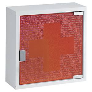 FARMOR 1201VR FIRST AID CABINET WHIT