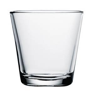 Iittala Kartio juomalasi 20cl kirkas, 1 kpl=2 lasia