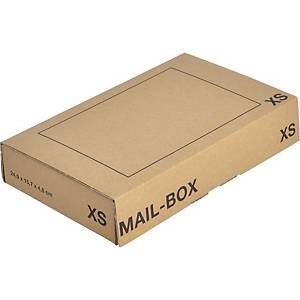 Bankers Box Mail-Box Postal Box Extra Small- Box of 20