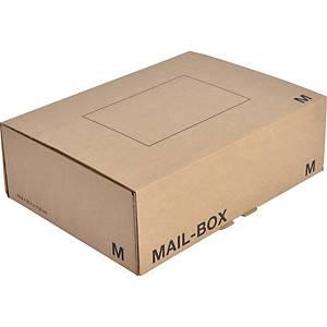 Bankers Box Mail-Box Postal Box Medium- Box of 20