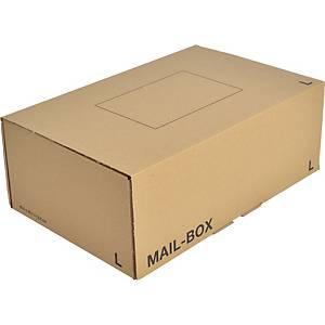 Bankers Box Mail-Box Postal Box Large- Box of 20