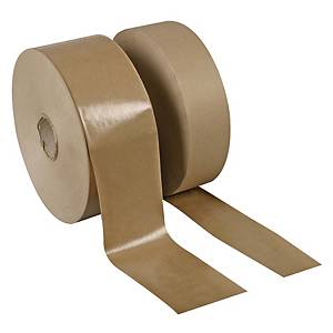 Gummed Water Activated Reinforced Tape 75X150mm