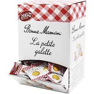 Biscuits Bonne Maman avec distributeur, la boîte de 200 biscuits