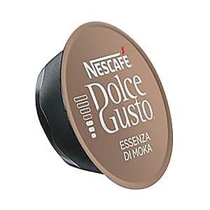 Caffè espresso Essenza di Moka Nestlè Dolce Gusto in capsule - conf. 16