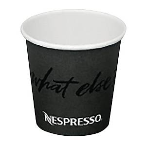 Kubek papierowy NESPRESSO On-the-Go 110 ml, 50 szt.