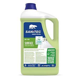 Detergente pavimenti Sanitec Green Power 5 L