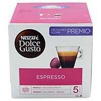Café Dolce Gusto Espresso - boîte de 16 capsules