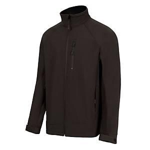 Casaco Velilla softshell 206005 - preto - tamanho L