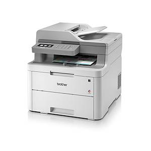 Multifunción láser Brother DCP-L3550CDW - 4 en 1 - color