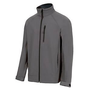 Casaco Velilla softshell 206005 - cinzento - tamanho XL