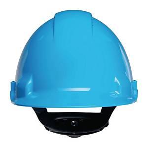 Sikkerhedshjelm 3M G3000NUV, blå