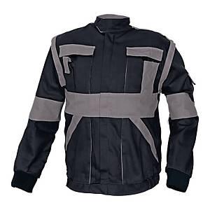 Bluza CERVA Max Classic, czarno-szara, rozmiar 64