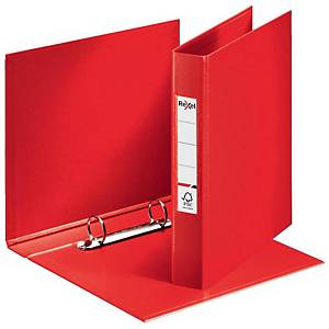 Rexel Choices A5 Ring Binder, 25mm Spine, 2 O-Ring, Red