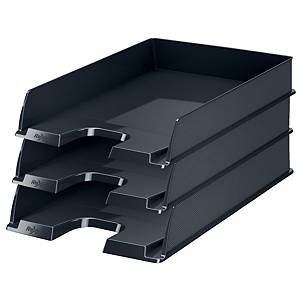 Rexel Choices A4 Letter Tray Black