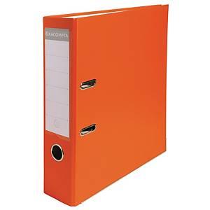 Brevordner Exacompta, 8 cm, orange