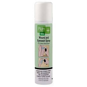 Spray pour les plaies et les yeux Plum, durée de cons. 3ans, bouteille 50ml