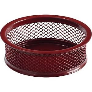 Drôtený stojan na spony SaKOTA, červený