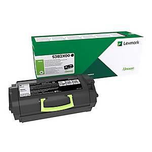 /Toner laser Lexmark 53B2X00 45K nero