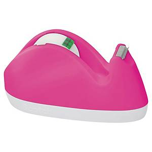 Scotch® Tape Dispenser C29 Roze kleur + 1 rol Scotch® Magic™ Tape, 19 mm x 15 m