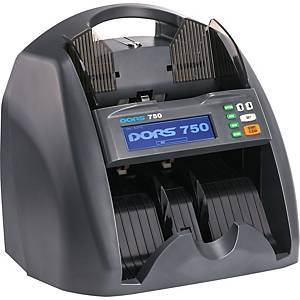DORS 750 BANKNOTE COUNTER