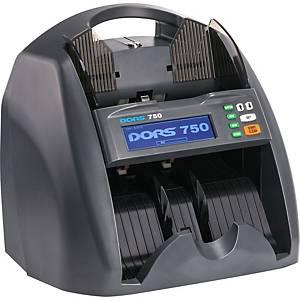 Hodnotová počítačka bankoviek Dors 750