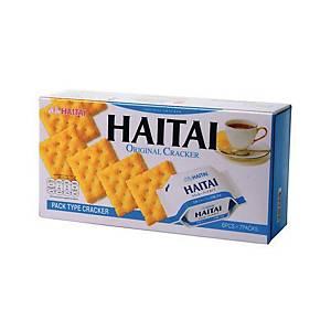 HAITAI แครกเกอร์ รสดั้งเดิม 172 กรัม/กล่อง