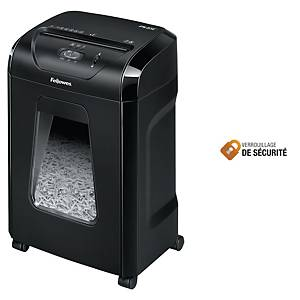 Destructeur Fellowes PS-65C - coupe croisée