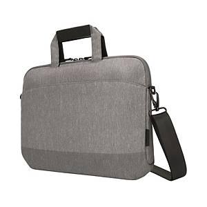 Targus TSS960GL Citilite Pro 15.6吋手提電腦保護套連手挽及斜孭功能 灰色