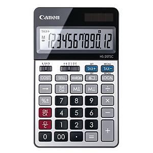 Canon 佳能 HS-20TSC 桌面計算機 12位