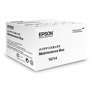 Epson Workforce Ink Maintenance Box