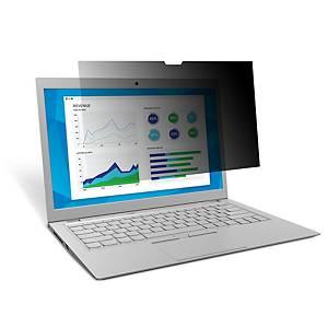 Filtre de confidentialité 3M™ pour ordinateur portable écran 15,6  (PF156W9B)