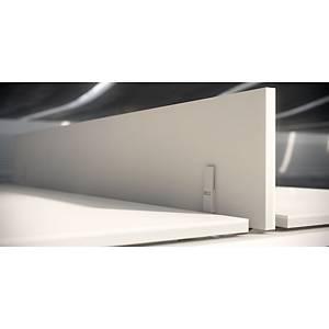 Separador de mesa Ofitres Ocean - 1400 x 290 mm - carvalho