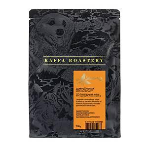 Kaffa Roastery Lempeä Voima kahvi suodatinjauhatus 250g