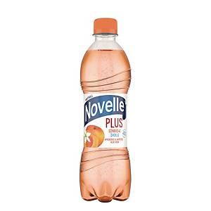 Hartwall Novelle Plus kivennäisvesi Sinkki+E 0,5L, 1 kpl=24 pulloa