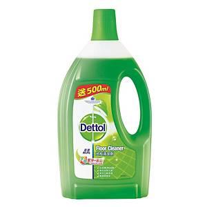 Dettol Floor Cleaner Green Apple 2L