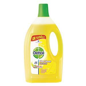 Dettol Floor Cleaner Lemon 2L