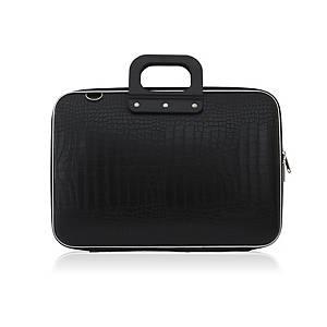 Bombata Siena laptoptas, zwart