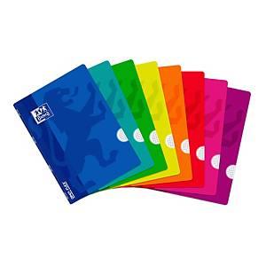 Caderno Oxford Openflex - A5 - 48 folhas - quadriculado