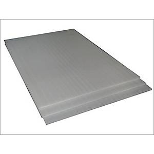 PERFORATED FOAM CUSHIONING 1.3X1 M THICKNESS 2 MM