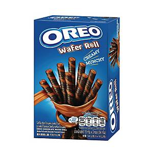 Oreo Wafer Roll Choco - Box of 3