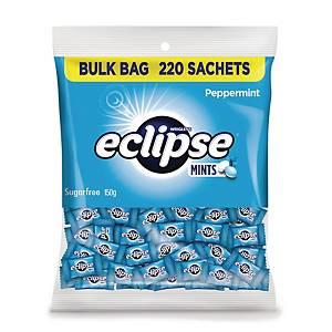 Eclipse 易極 無糖薄荷糖 強勁薄荷味 獨立包裝 - 220粒裝
