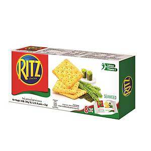 RITZ Cracker Seaweed - Box of 8