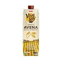 Pack de 6 briks de bebida de avena Vivesoy - 1 L