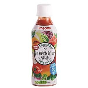 KAGOME100% Vegetable Juice 255ml - Pack of 4
