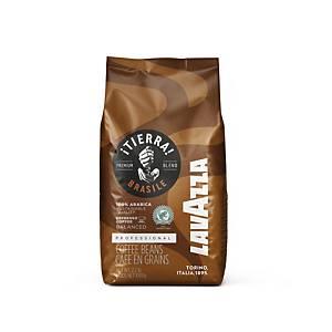 Zrnková káva Lavazza Tierra, 1 kg