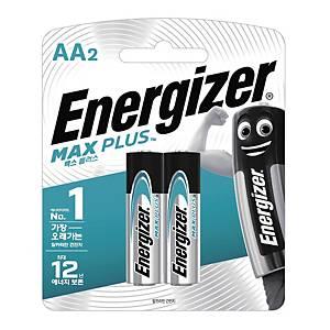에너자이저 MAX PLUS AA 2개입