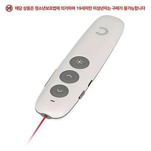 [직배송]케이스메니아 충전식 프리젠터 CP-R200