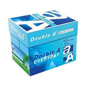 Double A A4 Copy Paper 70gsm - Box of 5 Reams